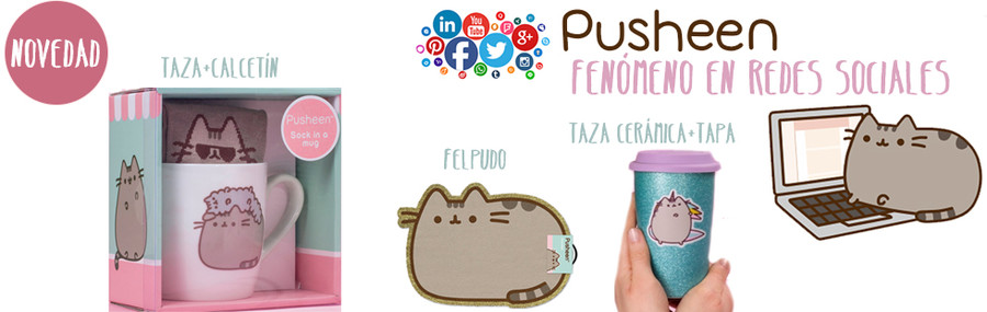 Productos Pusheen